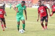 Fackson Kapumbu scored for zesco to advance to semi finals