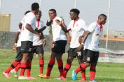 Heritier's hatrick helped Zanaco smash City 4 to 1