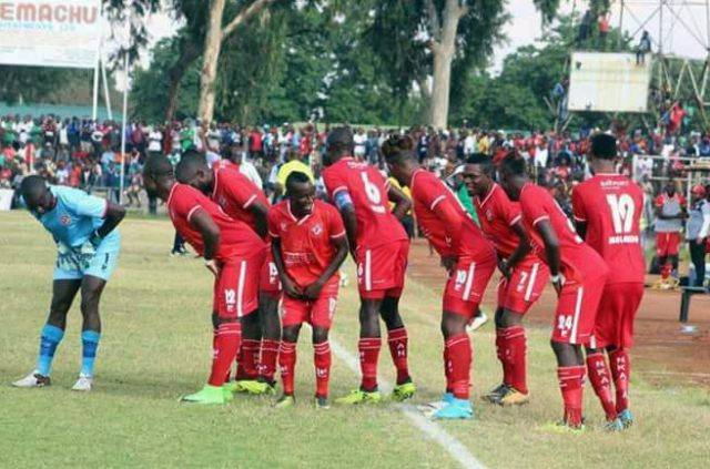 Nkana seal continental slot moving second to Zesco United