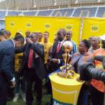 Zesco crowned champions of super league 2017