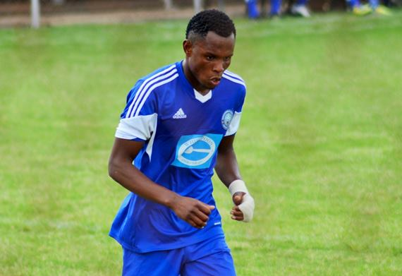 Zambian football player from Mazabuka Sugar Boys Nakambala