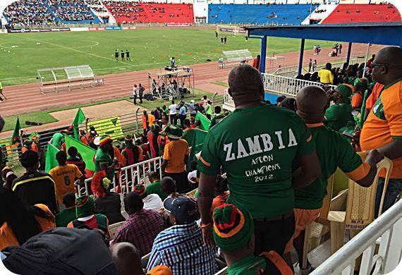 Zambian football politics
