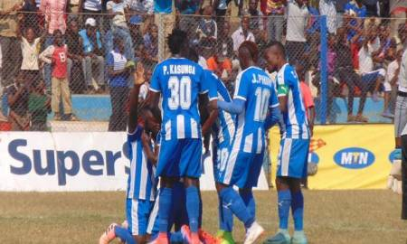 Clement Mundia Goal Bring Down Zesco United 1