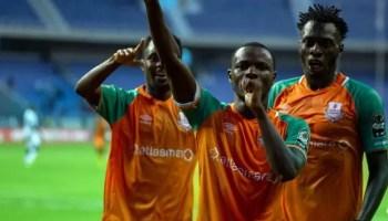Zesco Nkana Showdown Clash In The CAF Confederation Group Stage