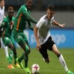 How will Zambia lineup with Boyd Musonda 17