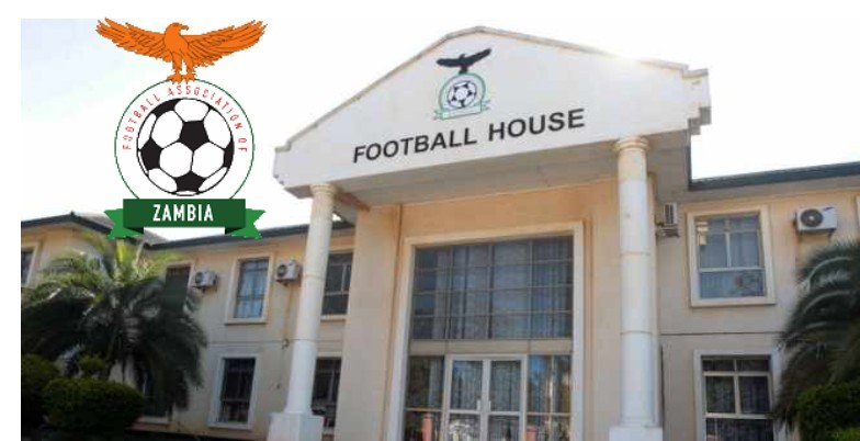Football House in Lusaka house the Executive committee and overseer of football matters in the country