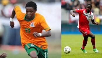 Enchanting combination of Rainford Kalaba and Jacob Mulenga