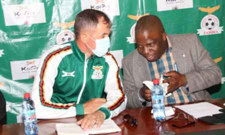So much can be said about the Serbian Micho magic (left in the picture)but his technical know-how and understanding of African football is immense.