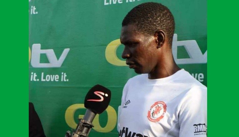 Misheck Chaila debut at Nkana and Zanaco match