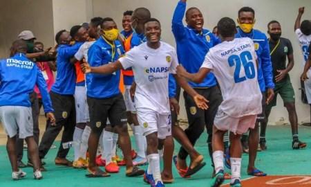 Napsa Stars Make History- Gor Mahia Players Break Chairs 3
