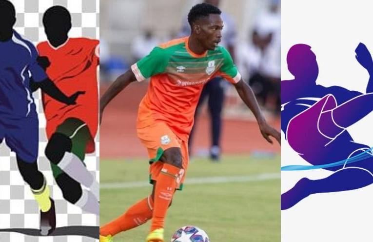 Emerging young players in the Zambia super league