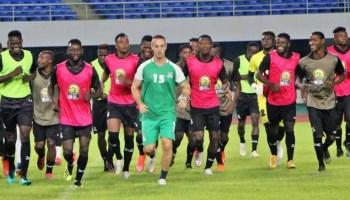 Zambia vs Algeria 2021 AFCON Qualifiers
