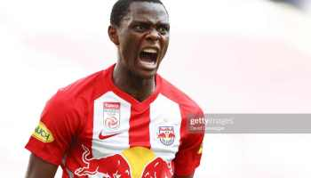 Patson Daka might be heading to Liverpool