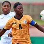 Zambia's Esther Siamfuko