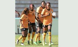 Highlights from the Copper Queens against Namibia