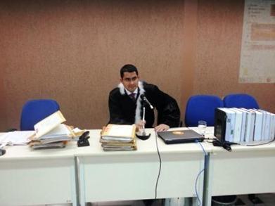 Juiz Líbio de Araújo Moura
