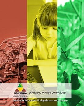 CAPA- Anuário Mineral 2014