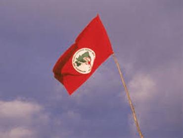 Bandeira MST