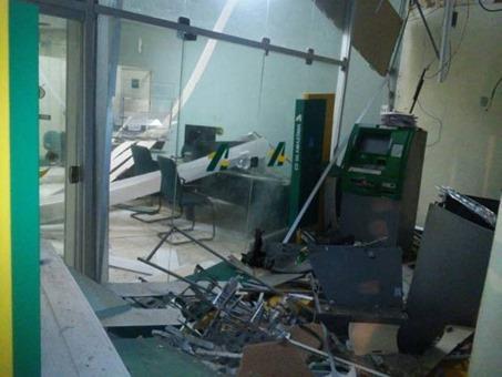 Assalto a bancos em Eldorado dos Carajás