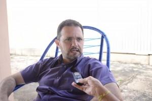 Wenderson Chamon prefeito de Curionópolis
