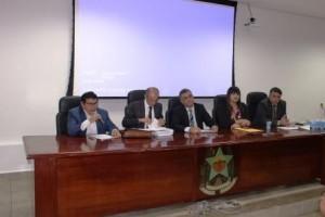 Zacarias, Euzébio, Pavão, Joelma e Parcerinho