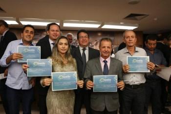 Prefeitos do sudeste paraense receberam selo de Gestor Transparente