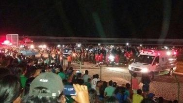 Corpo de Lucas Gomes chega ao Pará e segue para Bragança, sua cidade natal