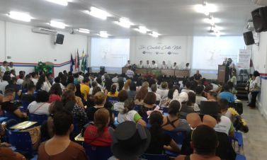 Apae Marabá reúne nove municípios da região em Congresso preparatório para as etapas estadual e nacional