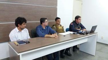Secretaria de Segurança de Marabá divulga balanço da Operação Verão 2017. WhatsApp foi responsável por quase 70% dos acidentes em julho