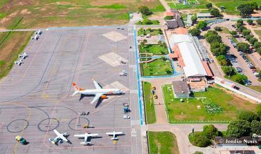 Aeroporto de Marabá perde 37.462 passageiros em um ano