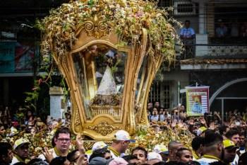 Círio de Nazaré 2019 deverá trazer 83 mil turistas ao Pará