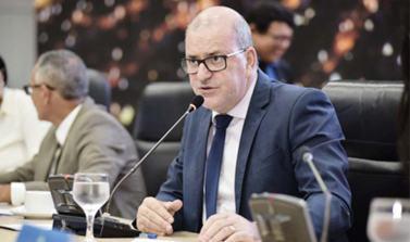 Luiz Castilho solicita construção de ponte no Vila Rica e adicional de risco de morte para fiscais