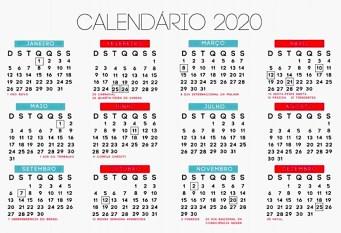 Excesso de feriados em 2020 requer planejamento das empresas