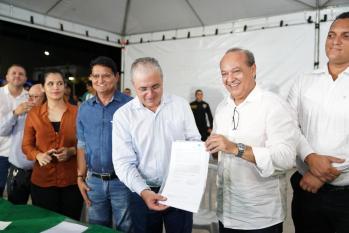 Vale e Prefeitura de Marabá celebram convênio de R$ 3 milhões para educação e preservação da cultura