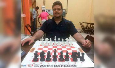 Enxadrista Rodrigo Leal, de Parauapebas, é campeão da 25ª temporada da Liga Chess