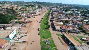 Prefeitura quer lavar ruas de Repartimento por até meio milhão de reais