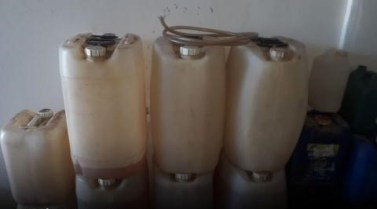 Eldorado do Carajás: Homem transportava combustível clandestino em ambulância