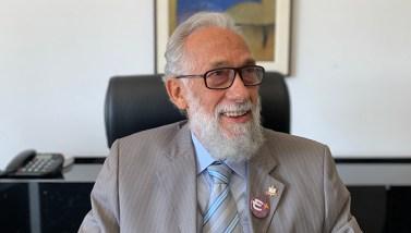Aos 71 anos, Professor Doutor Tadeu Oliver assume interinamente a Reitoria da UFPA