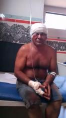 Homem é preso em flagrante por tentativa de feminicídio em Ourilândia do Norte