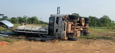 Ourilândia do Norte: Vendaval causa estragos na cidade
