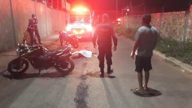 Redenção: Colisão entre motos deixa duas pessoas mortas