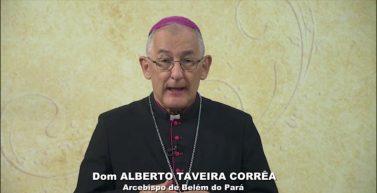 Arcebispo de Belém, Dom Alberto Taveira, se pronuncia sobre acusações de assédio sexual