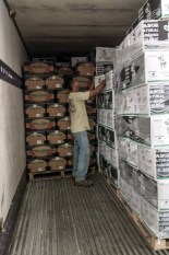 SEFA apreende mais de 21 toneladas de frutas em Conceição do Araguaia