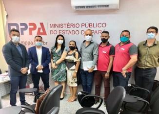 Prefeitura de Eldorado assina TAC para garantia do pagamento de salário a servidores da educação