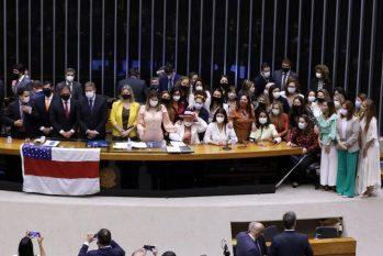 Acordo supera impasse e elege Mesa Diretora da Câmara dos Deputados