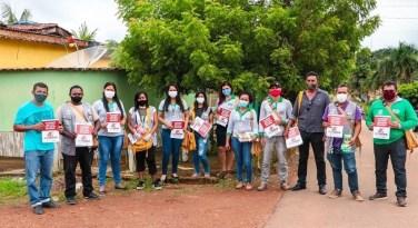 Mosquito Aedes aegypti é alvo de campanha em Novo Repartimento