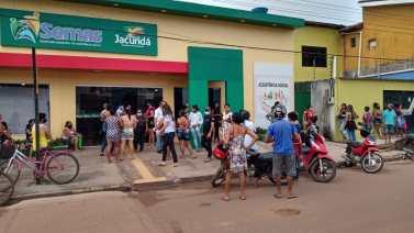 Auxílio Jacundá será repassado a mil pessoa neste mês neste mês de abril