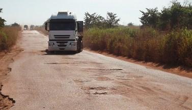 Dnit suspende pregão para recuperar trecho da BR-155 entre Redenção e Xinguara