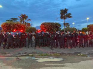 """Paragominas: Operação """"Ares"""" fecha estabelecimentos comerciais e apreende motocicletas"""