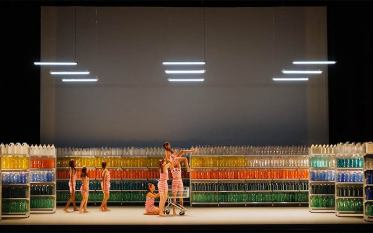 Parauapebas: Movimenta Pebas exibe espetáculos de dança da Escola do Grupo Corpo
